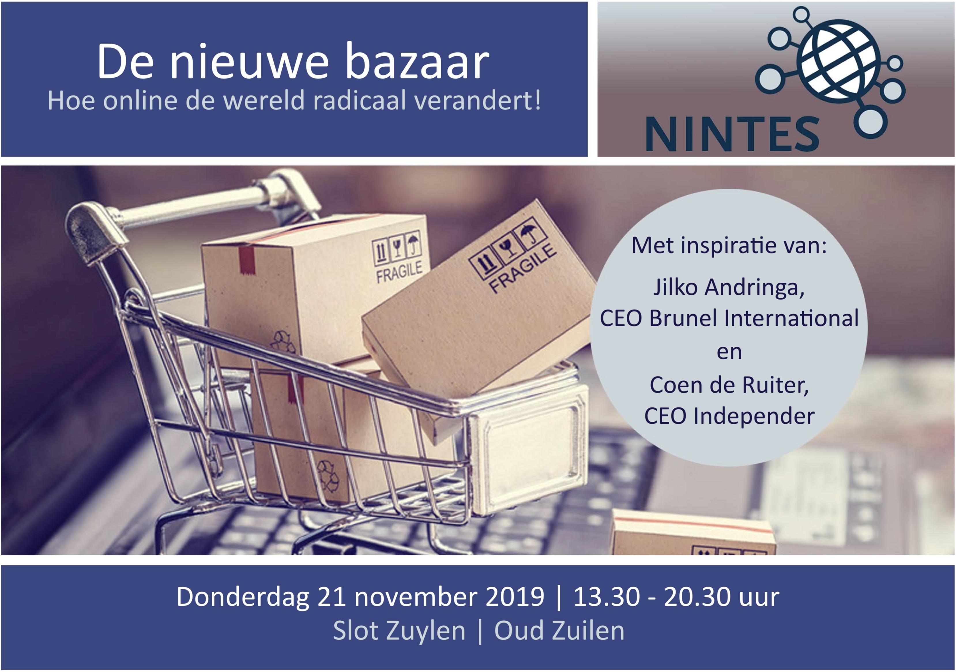 Nintes: De nieuwe bazaar